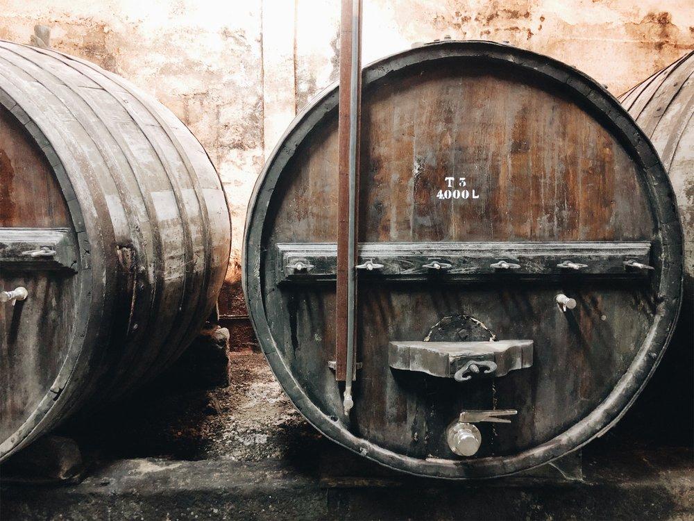 Quinta do Vallado port barrels