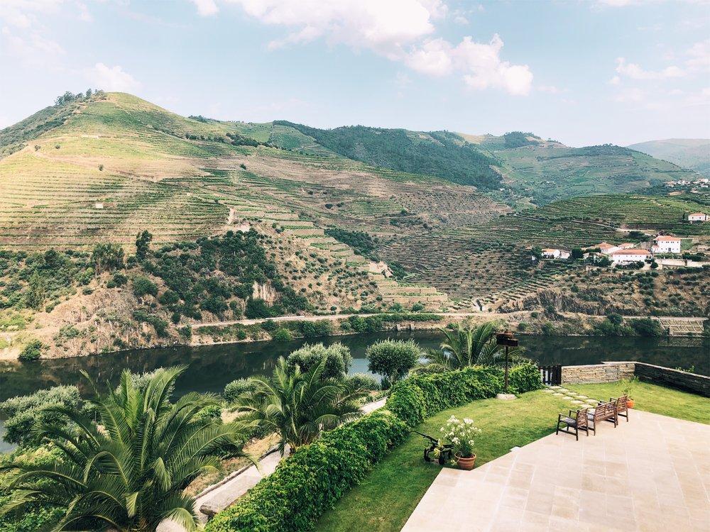 Quinta do Pego views