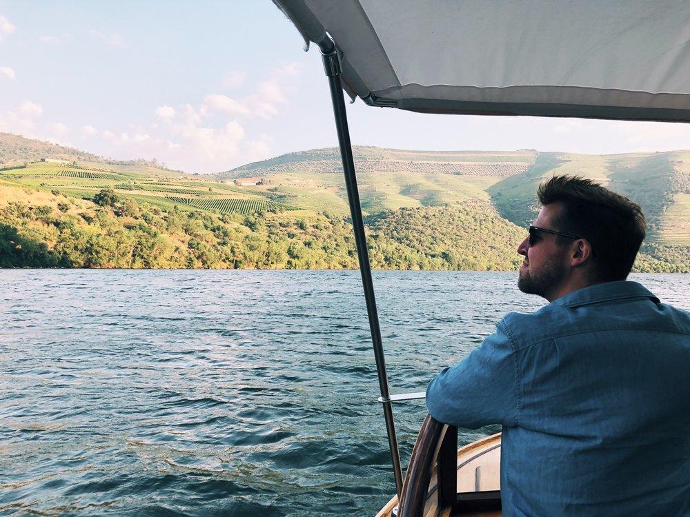 Anima Durius boat cruise tour