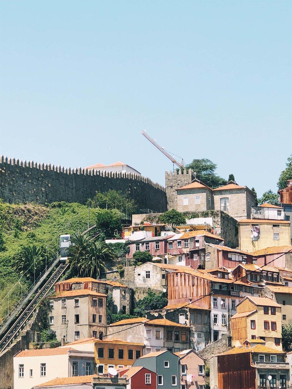 Porto funicular