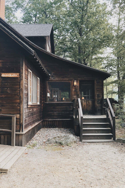 El Dorado cabin Rockywold-Deephaven