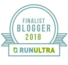2x RunUltra Blogger of the Year Finalist