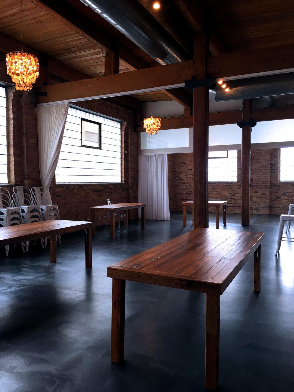 Chicago Event Venue Space - Brique