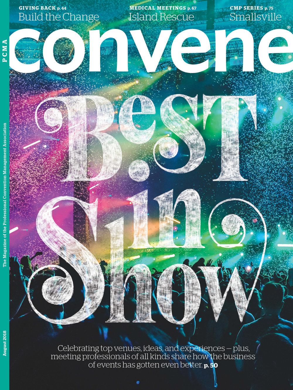 Convene Magazine -