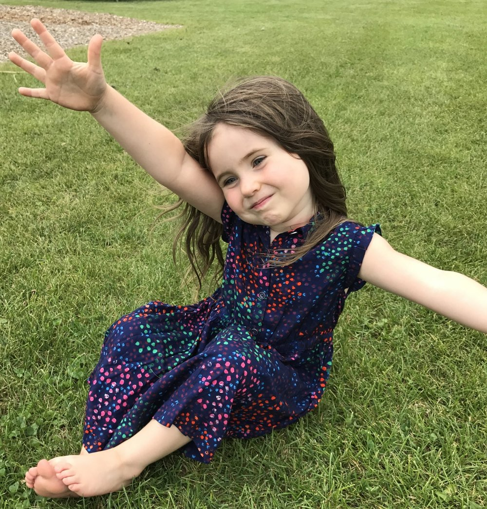 Kids Yoga - Movement, mindfulness and games for kids ages 3-10.