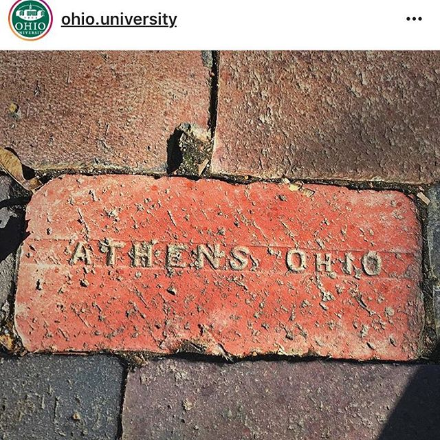 #repost from @ohio.university  Missing Athens on this Homecoming weekend!