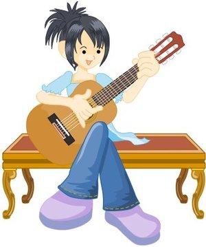 Caaf46671a408feef10149a53b225f16 Picture Of A Guitar Free Download Clip Art