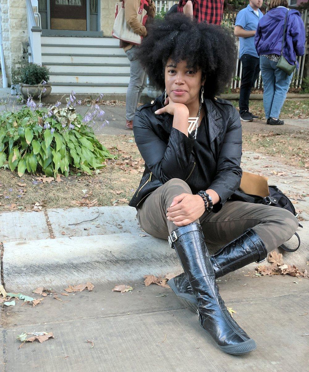 Rhonda at Terrain Biennial