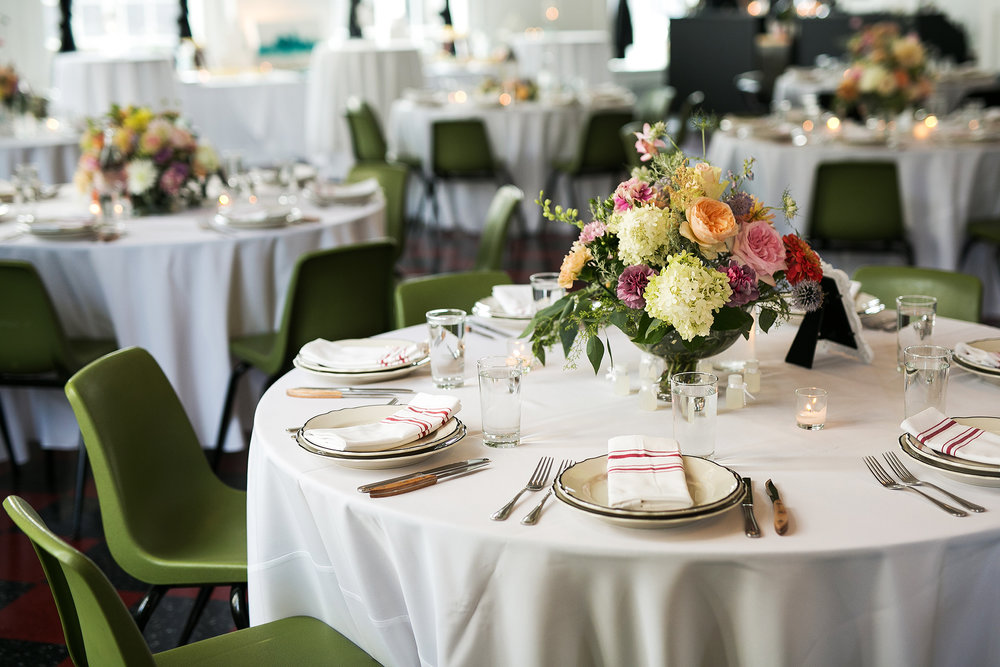 wedding tablescape ace hotel