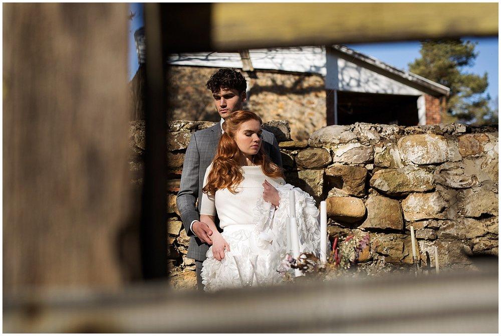 winter wedding styled photoshoot pittsburgh pennsylvania look1 2