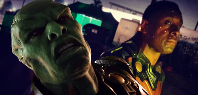 David Harewood Plays Martian Manhunter on Cw's Supergirl.
