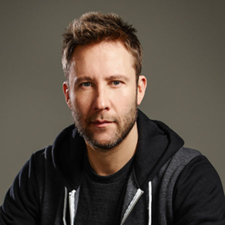 Michael Rosenbaum Most Know for Playing Lex Luthor on Smallville.