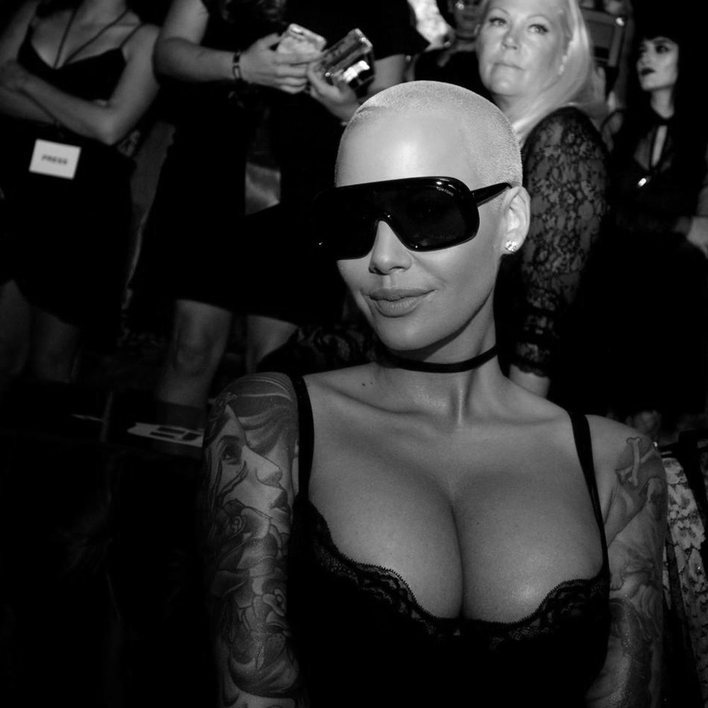 AMBER ROSE OPENS UP ABOUT PERIOD PROBLEMS AND BREAKS DOWN THE TAMPON TAX: EXCLUSIVE September 29, 2017 / NEWSWEEK