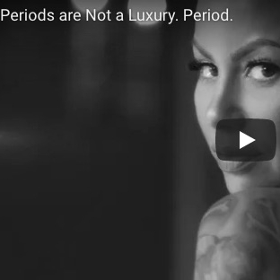 WE HEART: PERIOD EQUITY'S TAMPON TAX PSA October 12, 2017 / MS. MAGAZINE