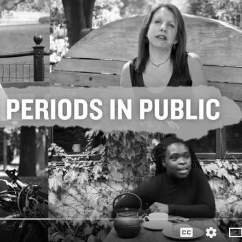 TALKING ABOUT PERIODS IN PUBLIC   March 20, 2018 / NPR