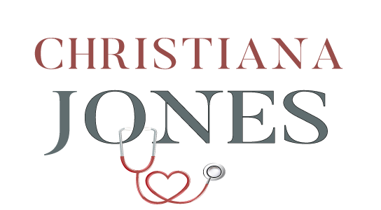 Christiana Jones - Author Medical Fiction With Heart