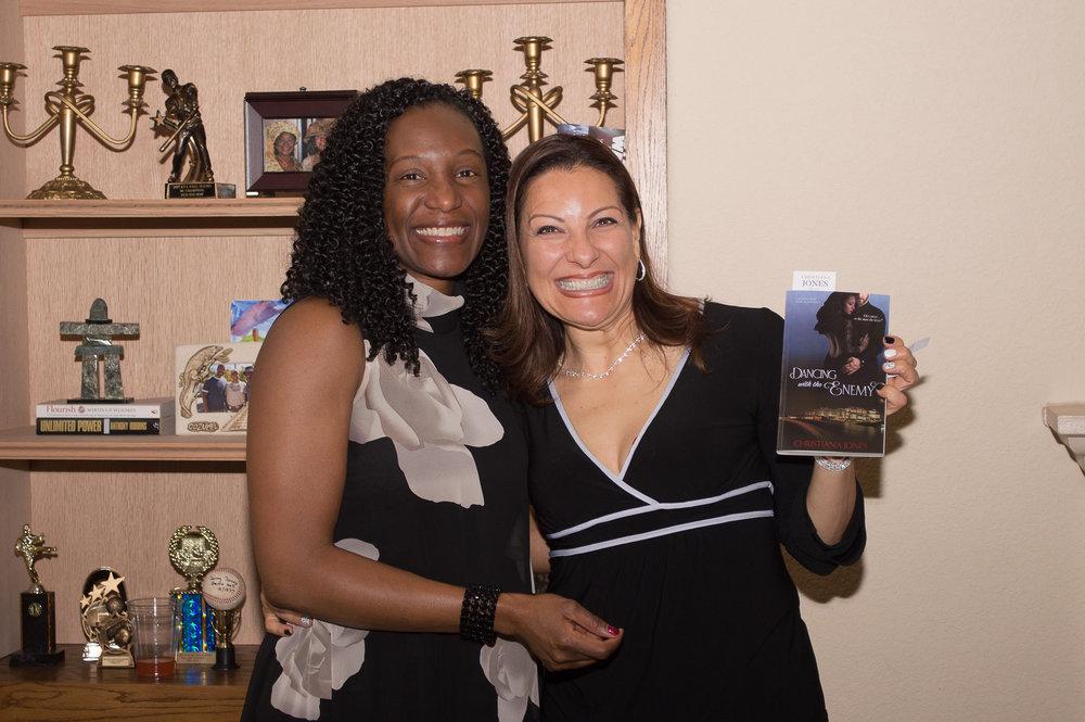 With Master Lisethe Salcido