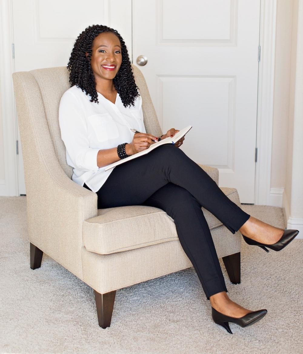 Christiana Jones - Author