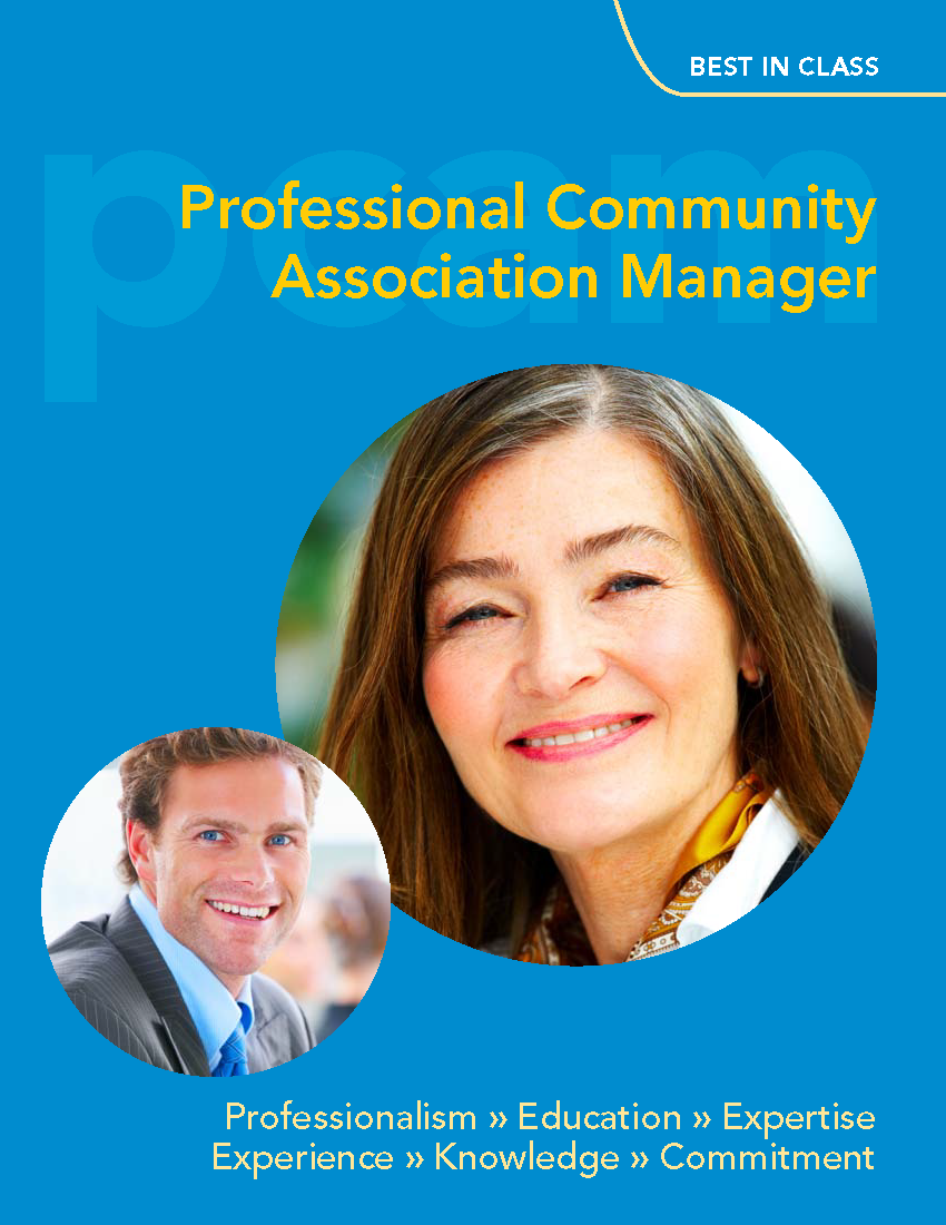 Learn more about the PCAM designation for Association Managers.