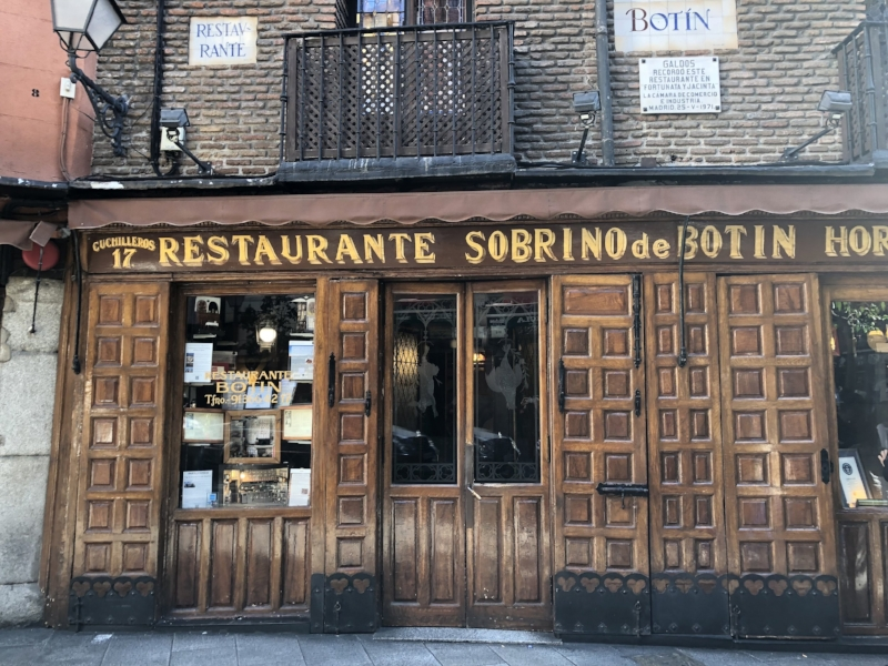 "The oldest ""still running"" restaurant in the world"