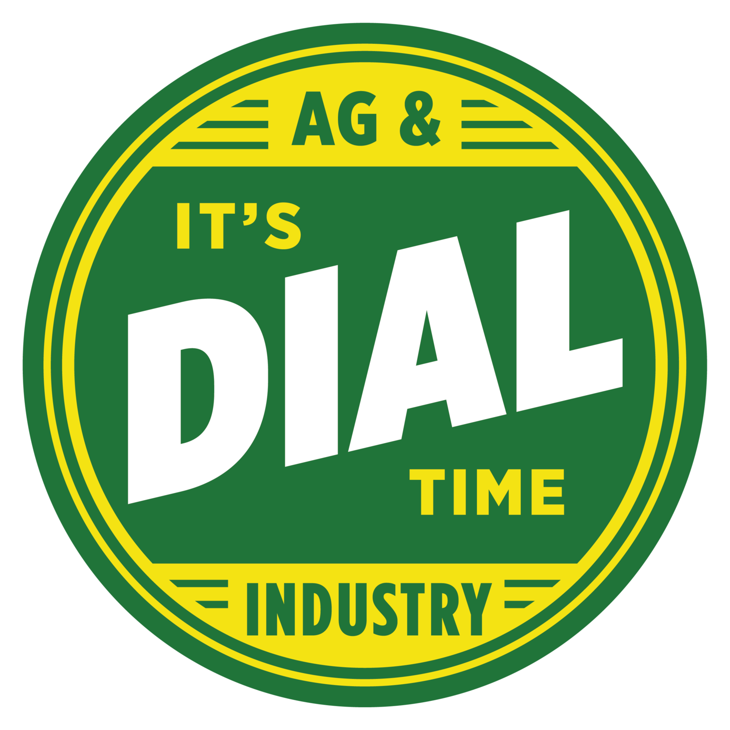 Gerald Dial for Commissioner of Agriculture & Industries
