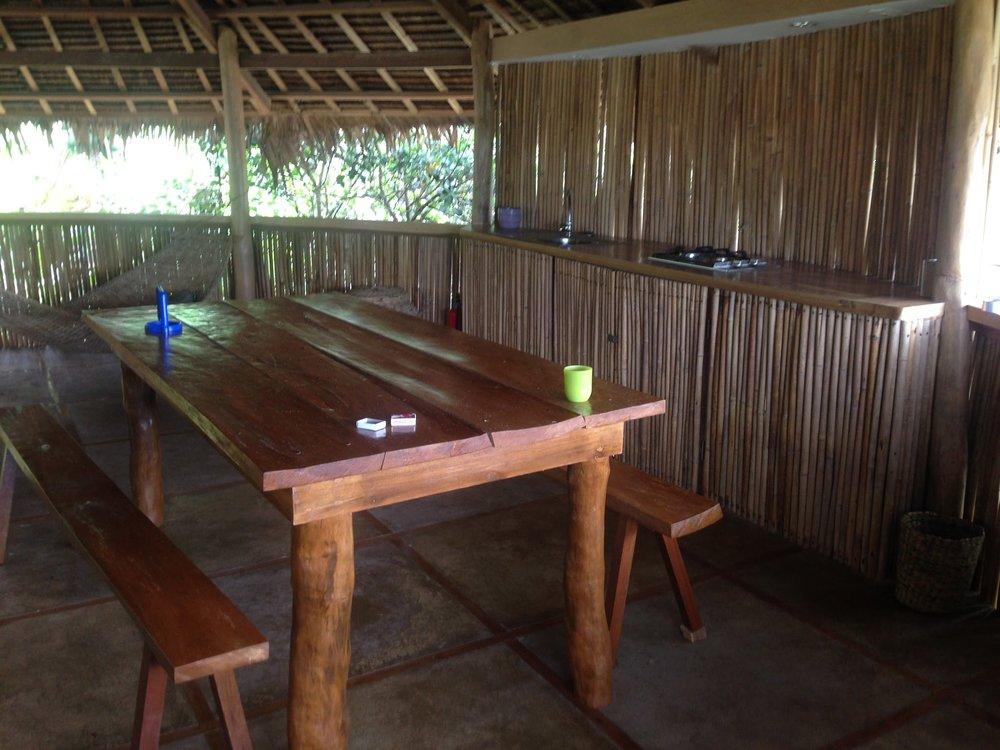 Dining Area upstairs