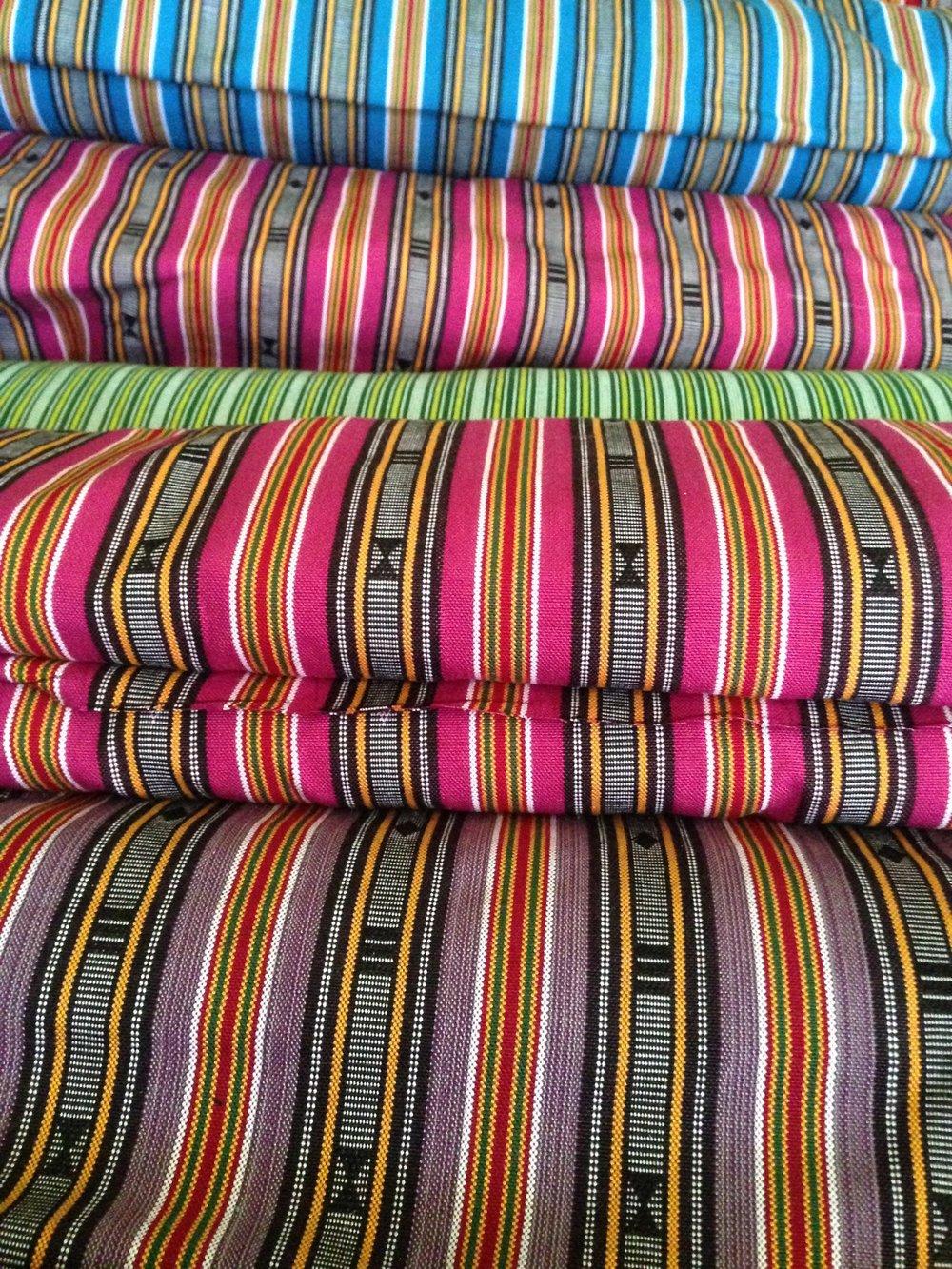 Sagada woven fabric