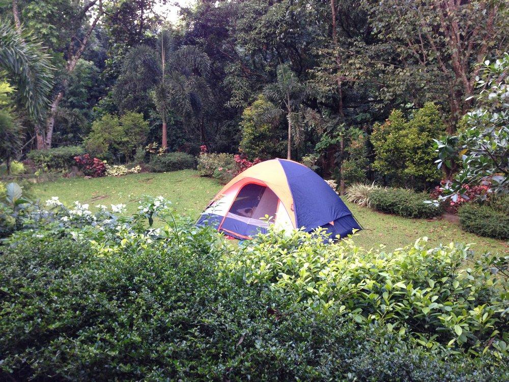 Camping near Metro Manila with kids — Kids More Fun
