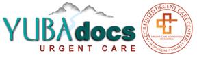 Yubadocs logo with Accredited Urgent Care logo (ID 15300).jpg