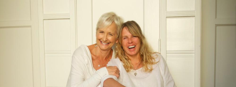 Co-Founders,  Susan Hough & Jen Hutchinson