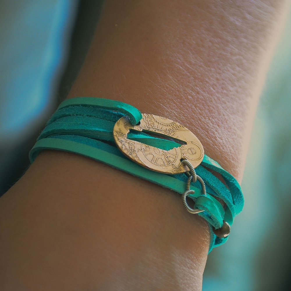 Tennessee Wrap Bracelet    $25