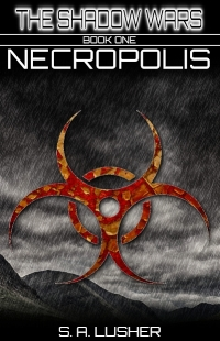 Download the first book in my 15-novel Sci-Fi Action & Horror series FREE for                 the Amazon Kindle.