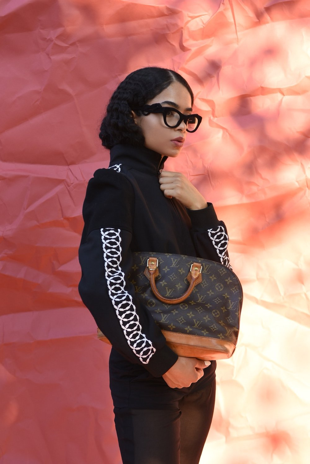 cd9c6323a4a1 Givenchy Velvet Panther Glasses — Fruta de Dulcé