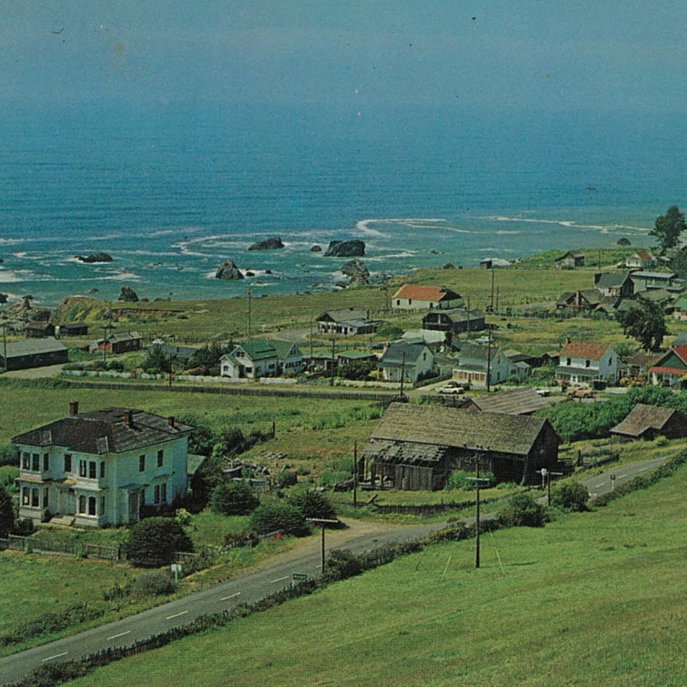Switzer Farm circa early 1960's.