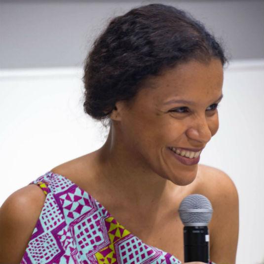 Yasmin Kumi,Founder Africa Foresight Group (AFG). -