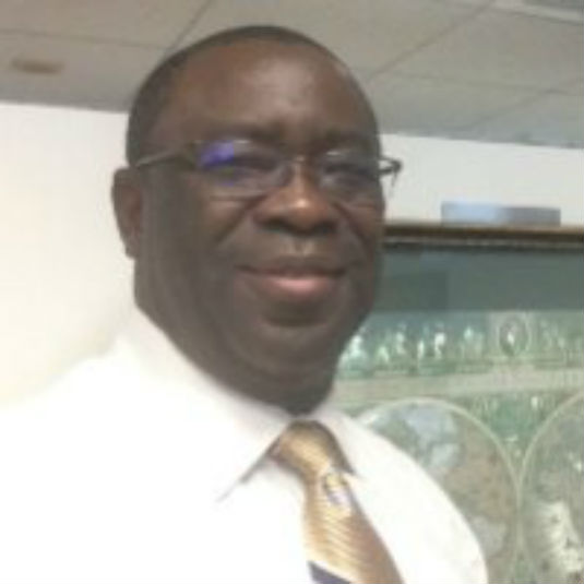 Dr. Ade Freeman, Lead Private Sector Specialist, Trade and Competitiveness, World Bank.  -