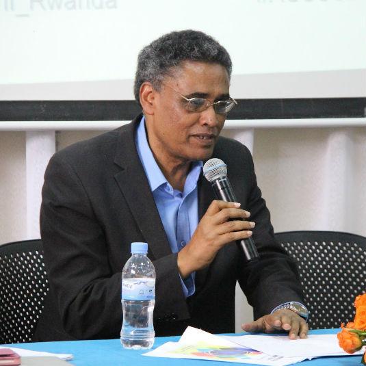 Professor Mammo Muchie, Tshwane University of Technology, Pretoria. -