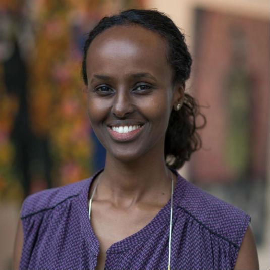 Haweya Mohamed, Managing Director & Head of Communications at Afrobytes.
