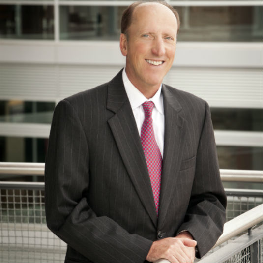 Bob Bloom,  Executive Vice President and Chief Financial Officer of Heifer International.