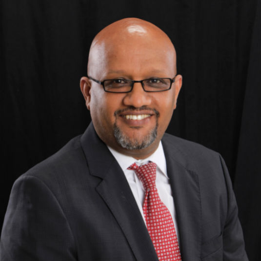 Mr. Mussie Haile,  Founder of Moya Technologies, Inc., a Consulting services company.