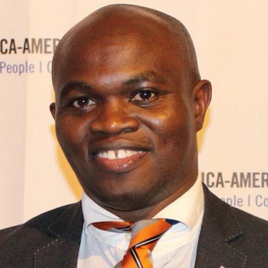 Kwame K. Marfo, Managing Partner Africa Empowerment Fund, Founder of Diaspora Capital.
