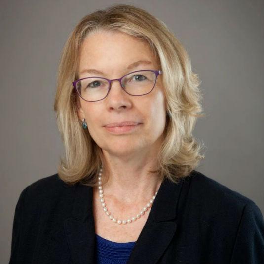 Heather Grady, Vice President, Rockefeller Philanthropy Advisors.