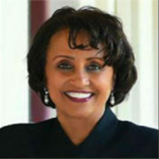 Almaz Negash,Founder of African Diaspora Network (ADN) -