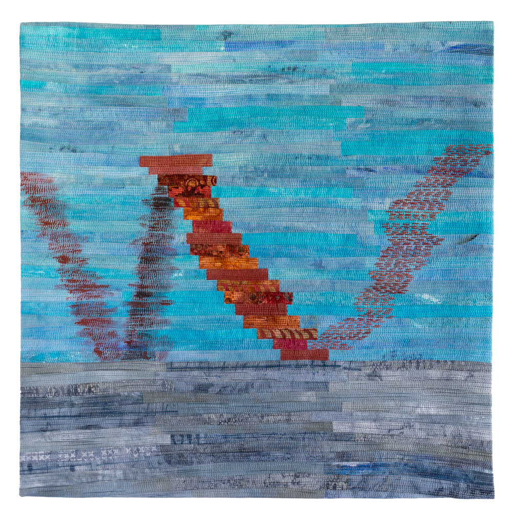 - ArchiTEXTURE show at the Anvil Center in New WestminsterAnvil Center, New Westminster, CanadaArchitecture #1, #2, #3 and #4 paintings are part of a juried four person group show at the Anvil Centre, New Westminster, B.C.Architecture #3 20
