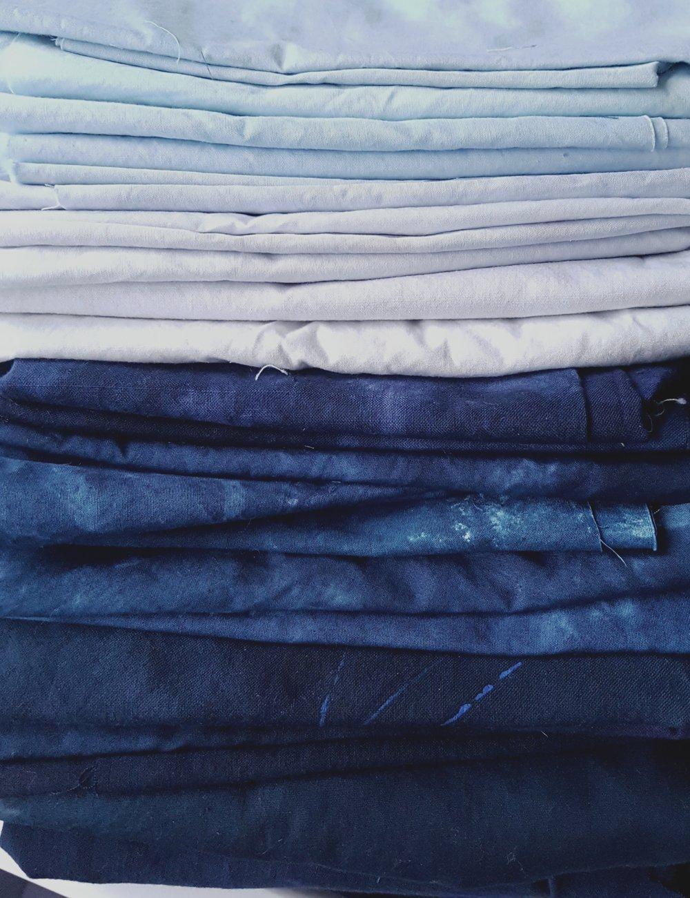 Slow cloth...palette