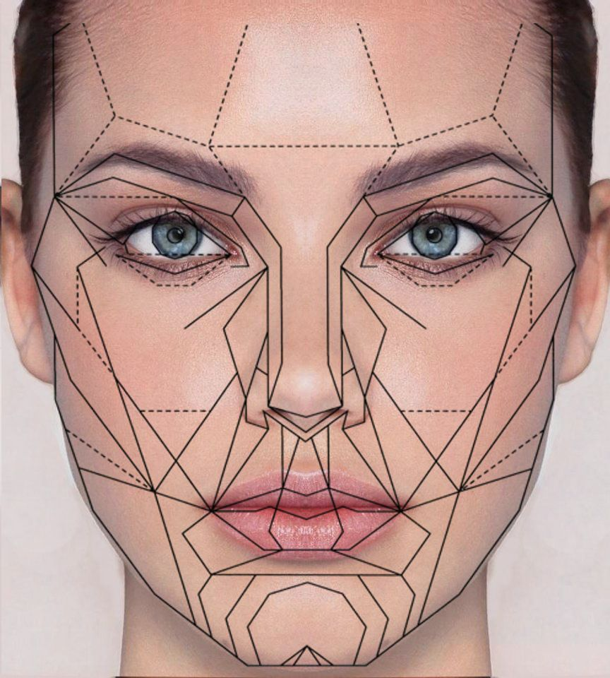 beauty is an algorithm -  The evidence shows that our perception of physical beauty is hard wired into our being and based on how closely the features of one's face reflect