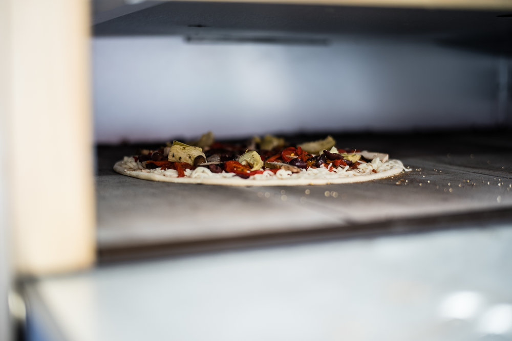 M.A.P - hot pizza oven