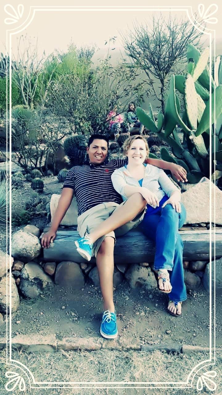 Allison & Gerardo in Dolores Hidalgo, Guanajuato, Mexico