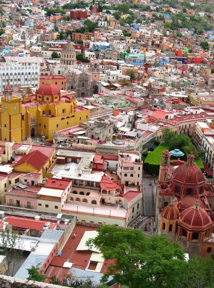 Dolores Hidalgo in Guanajuato, Mexico