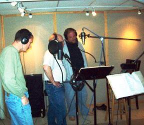 music studio friends in studio. friend of recording studio at ashton street studio